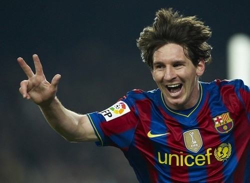 Lionel Messi. - lionel-andres-messi Screencap