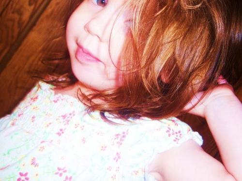 Little Nessie Cullen.