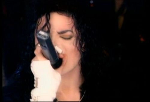 MJ - Give in to me