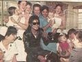 MJ in soft focus - michael-jackson photo