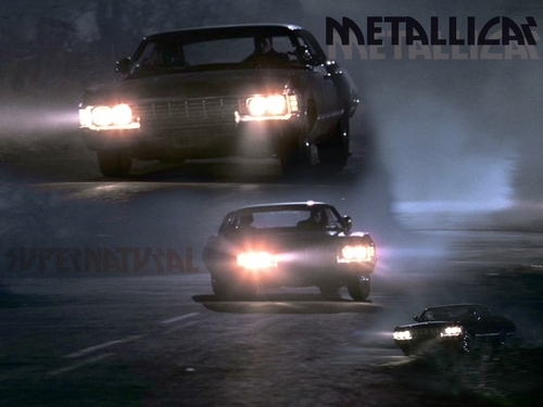Metallicar Rocks!