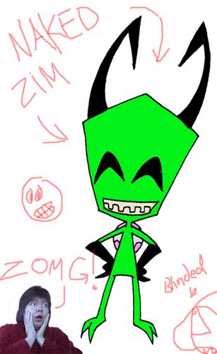 Naked Zim