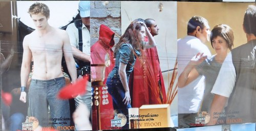New Moon Set Fotos