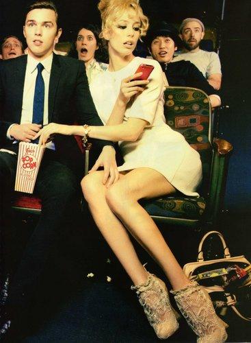Nicholas Hoult in Vogue Nippon