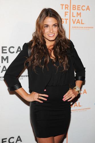 "Twilight Movie wallpaper entitled Nikki @""Ondine"" premiere at the Tribeca Film Festival in New York"