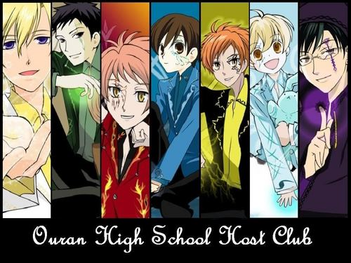 OHSHC - ouran-high-school-host-club Photo