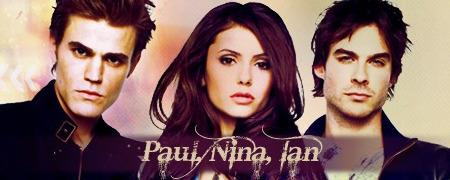 Paul,Nina & Ian