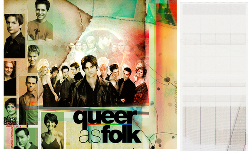 Queer As Folk wallpaper titled QAF Wallpaper.