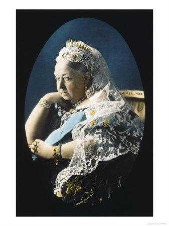 Queen Victoria !