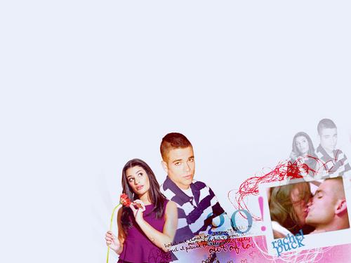 Rachel and Puck