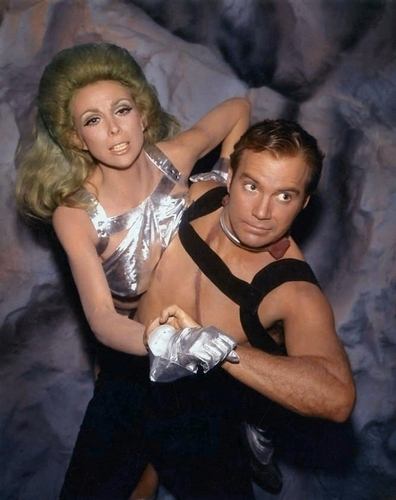 Rare Trek Photos
