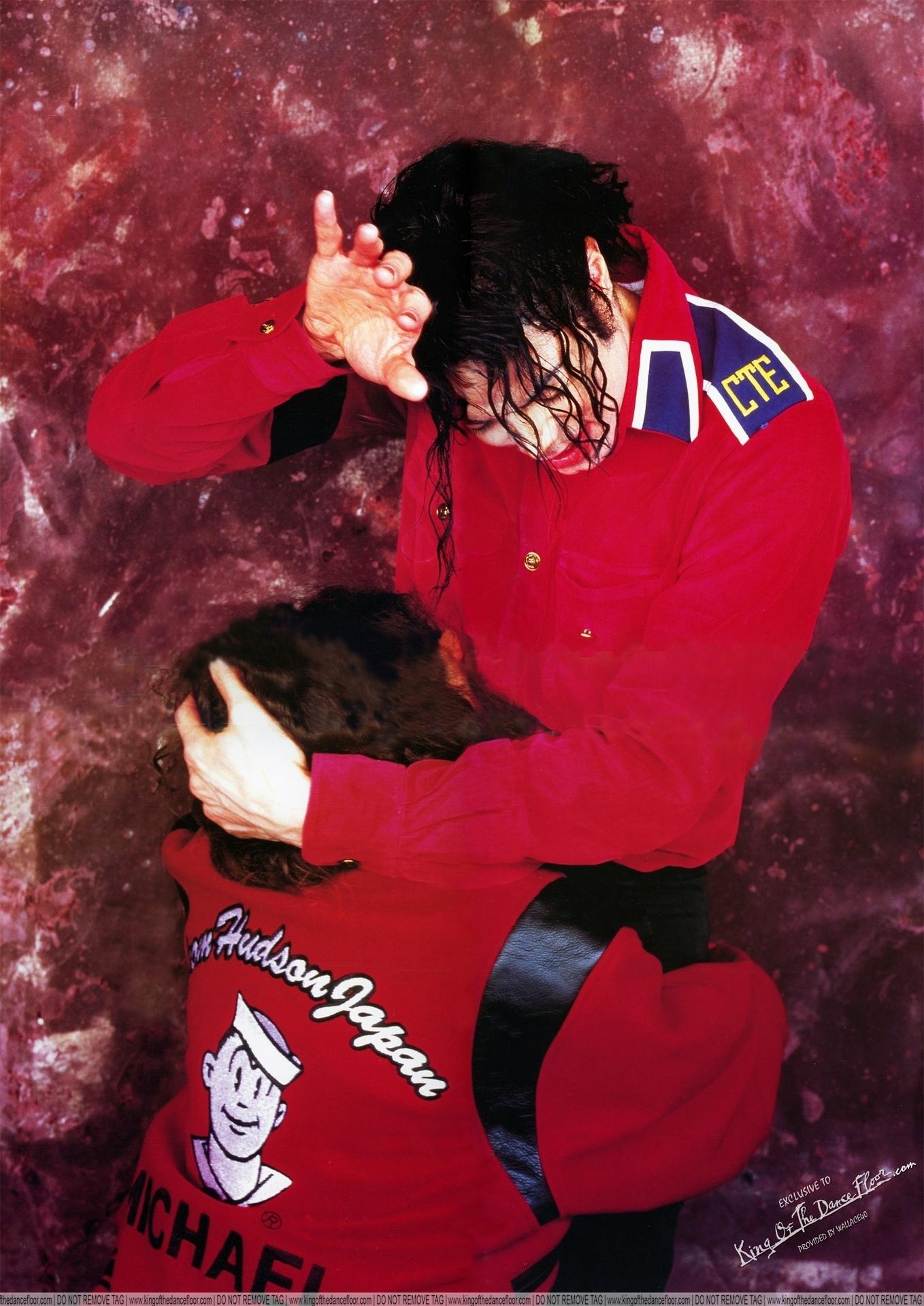 Rare large foto MJ