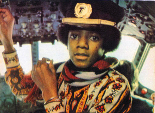 Rare large photos MJ