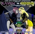 Raven Vs Terra - teen-titans fan art