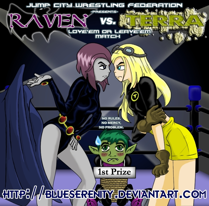 Raven Vs Terra