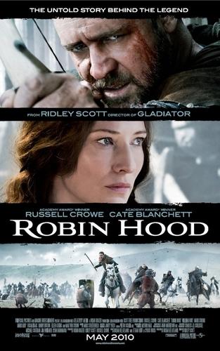 Robin フード poster