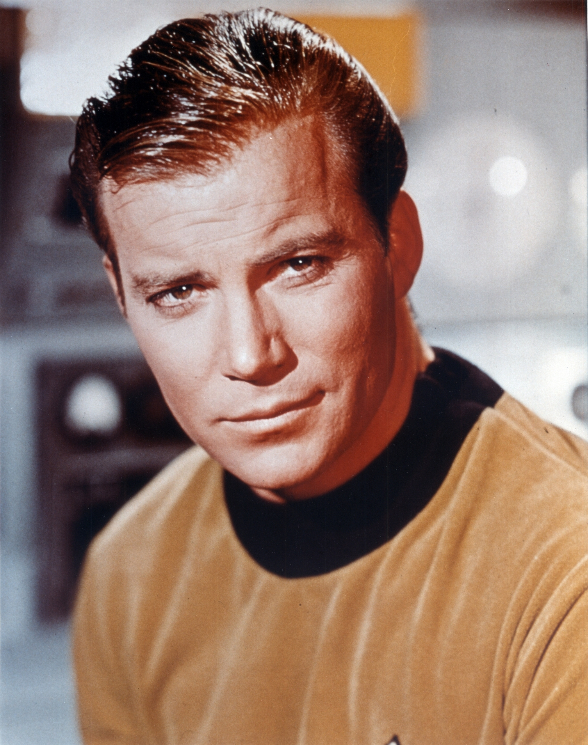 ST - Behind the Scenes - William Shatner Photo (11886186) - Fanpop ...