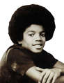 SWEET LITTLE MICHAEL - michael-jackson photo