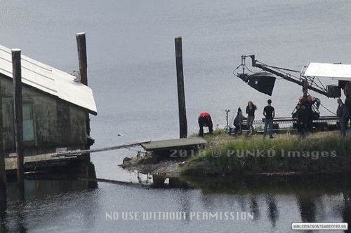 Set Picture From The Eclipse Reshoot