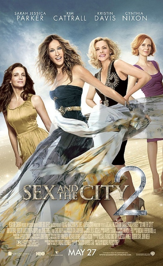 Sex and the City 2 - New Promotional Poster 2