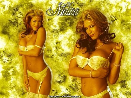 Melina Perez kertas dinding entitled Sexy Melina