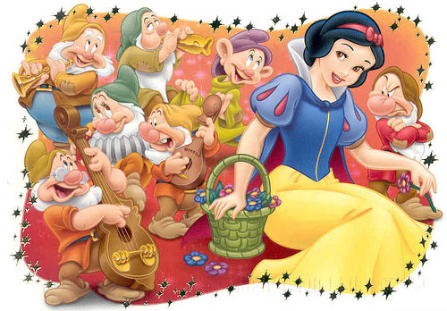 Snow White wallpaper entitled Snow White