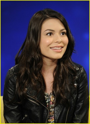 Sparks Are Flying For Miranda Cosgrove