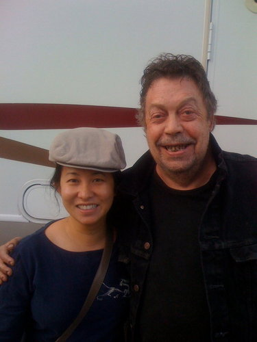 TIM CURRY ON CRIMINAL MINDS