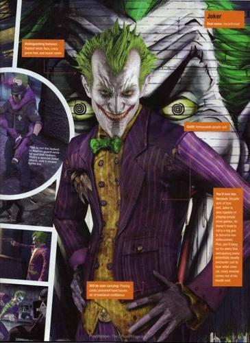Batman Arkham Asylum images The Joker HD wallpaper and ...