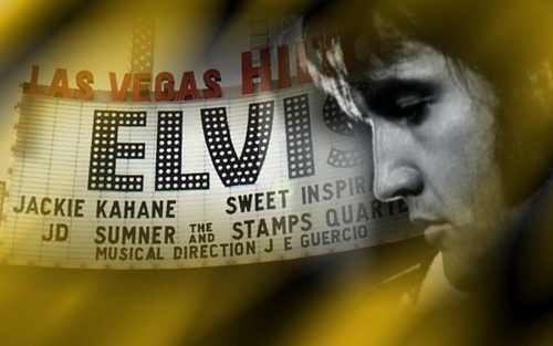 elvis presley wallpaper entitled The King!