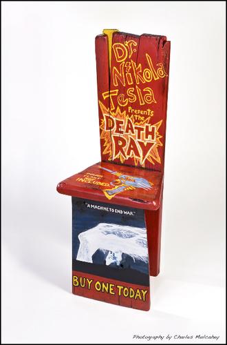 The Tesla Chair