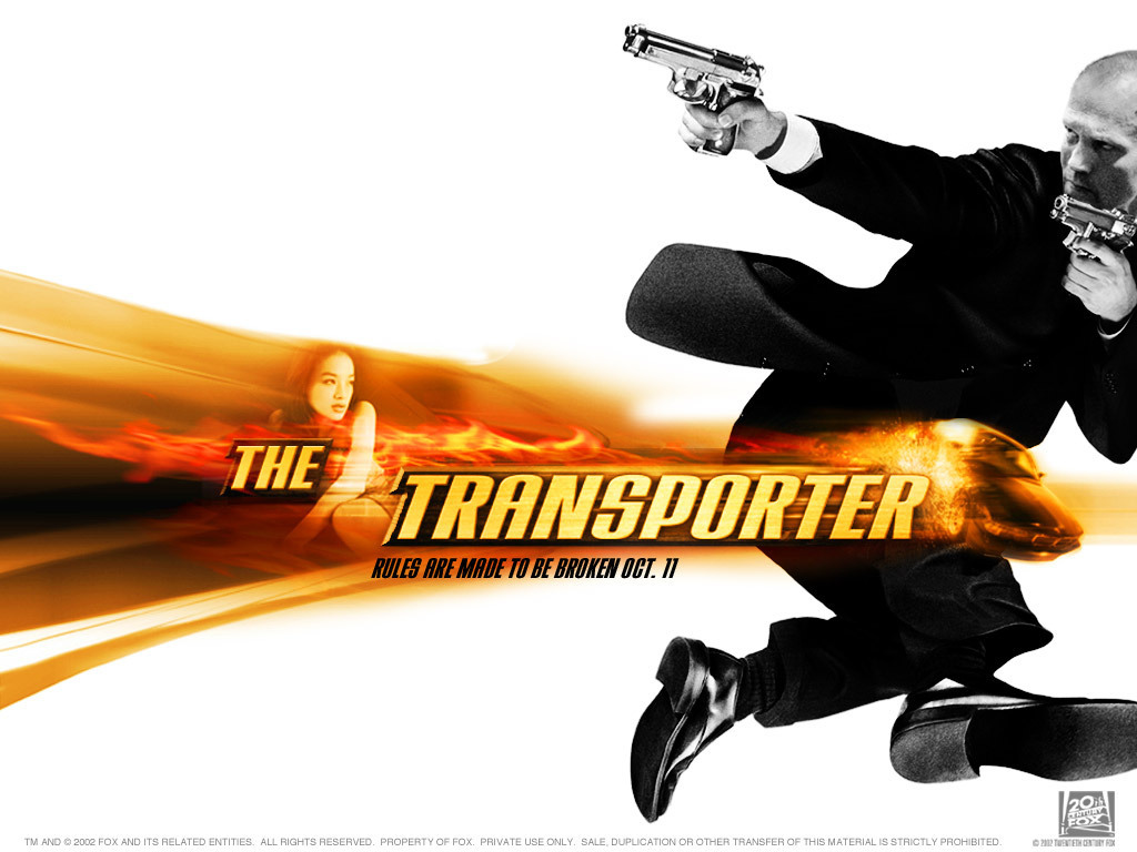 the transporter images the transporter wall hd wallpaper and background photos 11862618. Black Bedroom Furniture Sets. Home Design Ideas