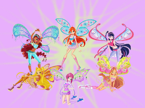 The Winx Club Images Winx Believix HD Wallpaper And