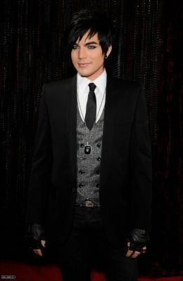 adam at critics choice movie awards