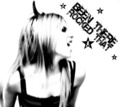avril black and white pics
