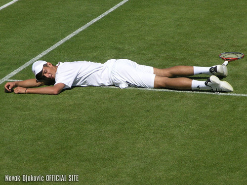 djokovic sleep