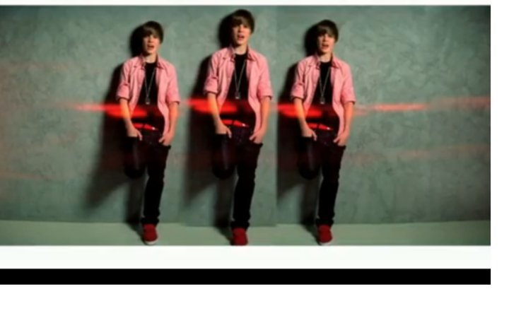 eenie meenie music video pics - Justin Bieber 720x450