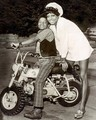 little Michael with Diana - michael-jackson photo
