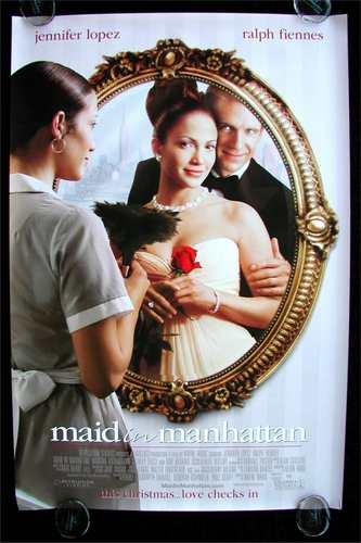 maid in manhattan - 2002