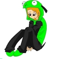 me in a Gir costume