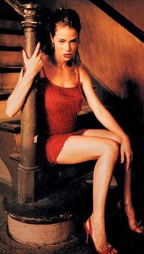 Denise Richards wallpaper called modeling & magazines