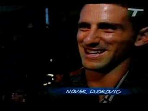 novak smile