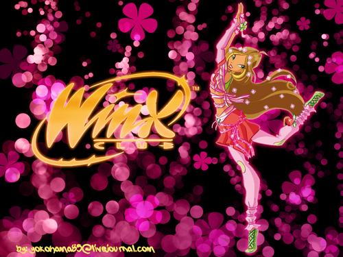 the winx club!!!!!!!!!!!