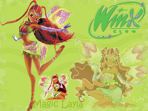 the winx club!!