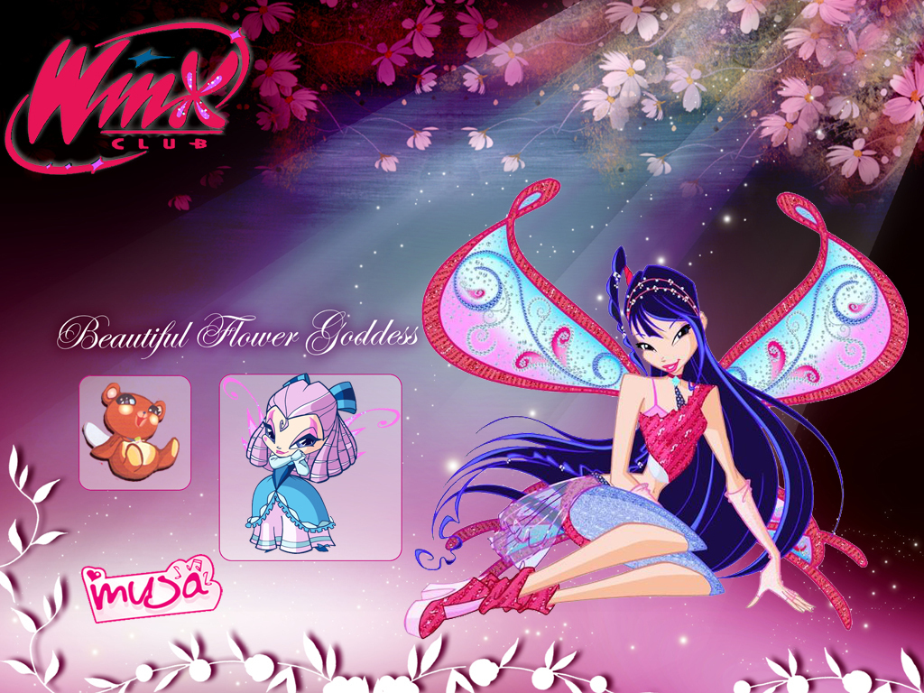 winx club!!!! - the-winx-club wallpaper