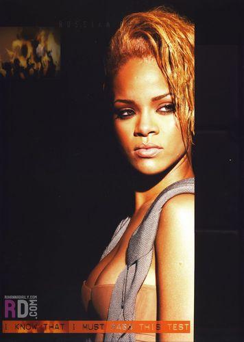 Last Girl On Earth Tour Book [HQ] - Rihanna Photo