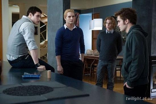 New Eclipse Still: The Cullen Men!