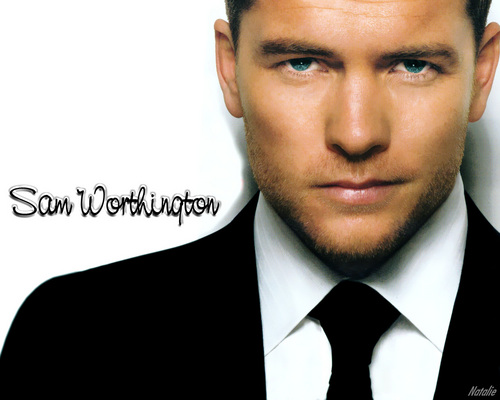 Sam Worthington wallpaper called <Sam>