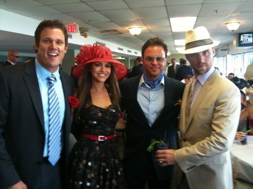 Jesse Spencer fond d'écran titled 136th Kentucky Derby – Julep Ball