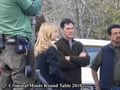 AJ on the Set - jennifer-jj-jareau photo